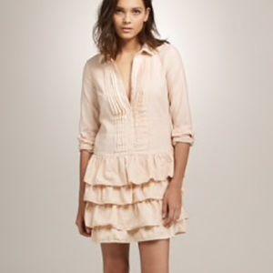 J Crew Mona Shirt Dress